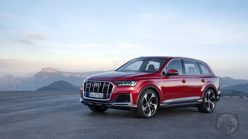 The 2020 Audi Q7 REFRESH Explained In DETAIL