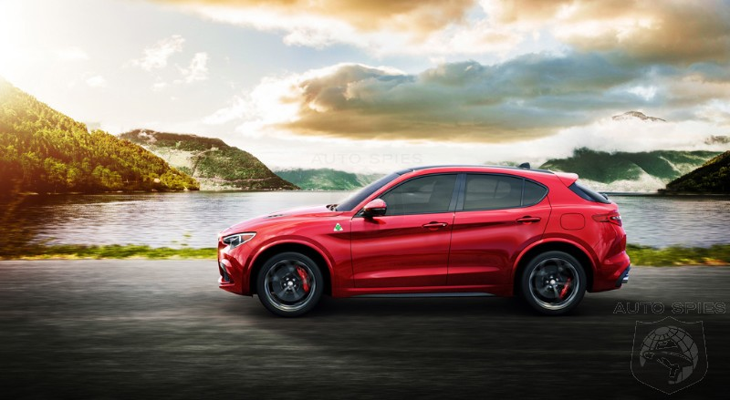 #NYIAS: Alfa Romeo Prepares The REST Of Its Stelvio SUVs For Their BIG City Debut