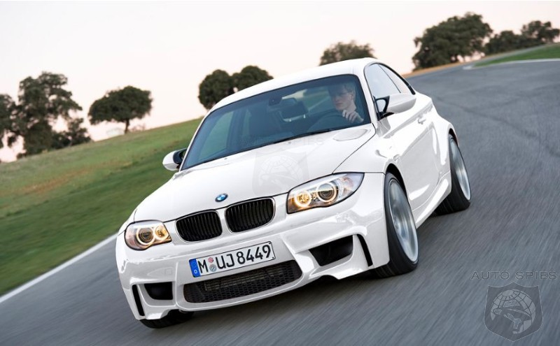 RUMOR: BMW's Readying A Replacement For The 1M