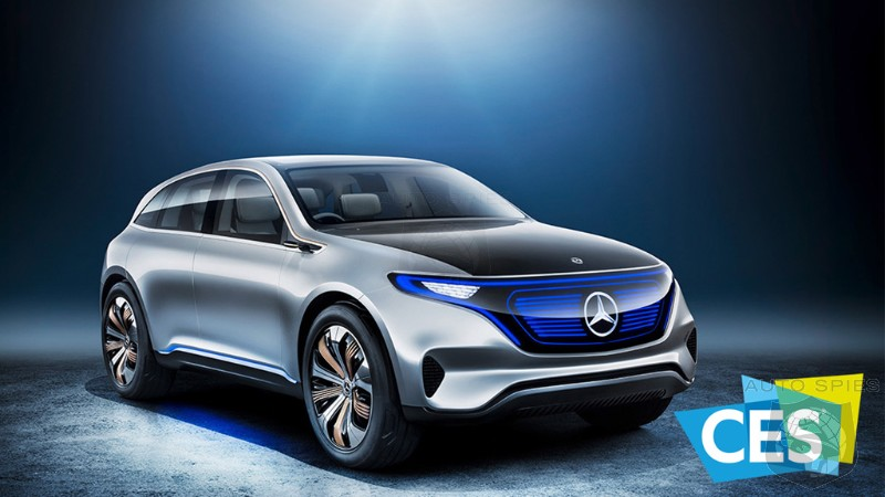 #CES: Mercedes-Benz Goes BIG At CES — Autonomous, Mobile Apps, EVs, New Concepts And Guy Kawasaki