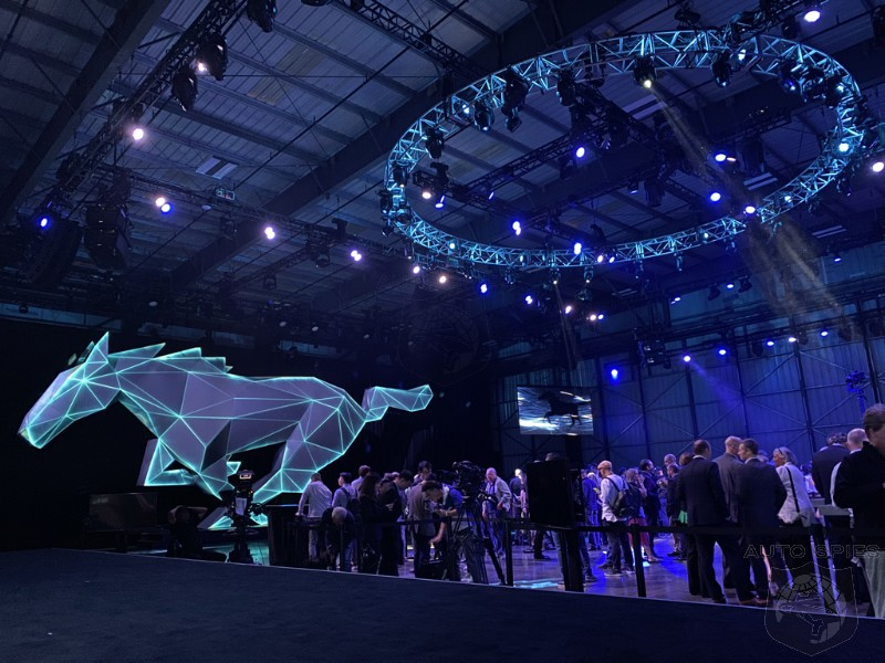 #LAAutoShow: WATCH The Reveal Of The All-new, Electric Ford Mustang Mach-E LIVE!