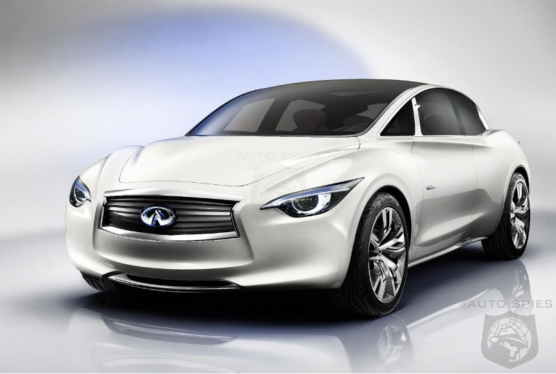 Infiniti's Crossover Assault To Begin With The Q30 — Sound Familiar?
