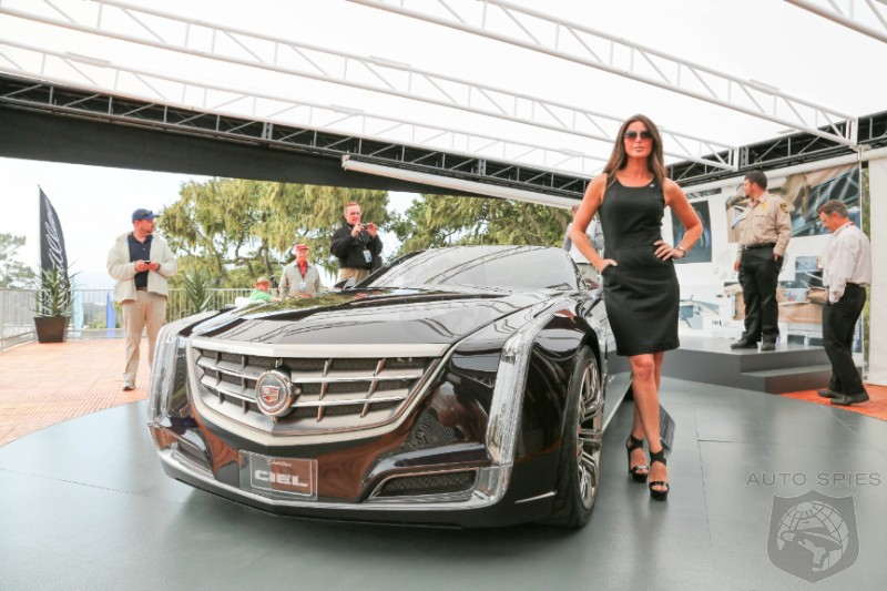 WHY Does Cadillac Keep Showing This Gorgeous Car That Will NEVER Get Built?