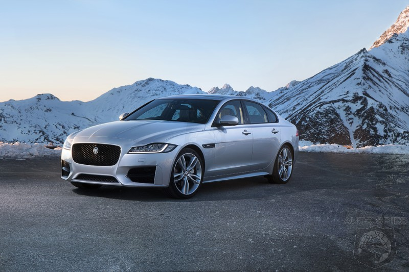 **UPDATED** REVIEW: The All-New Jaguar XF — Does It FINALLY Break Out From The Pack? Results Inside...