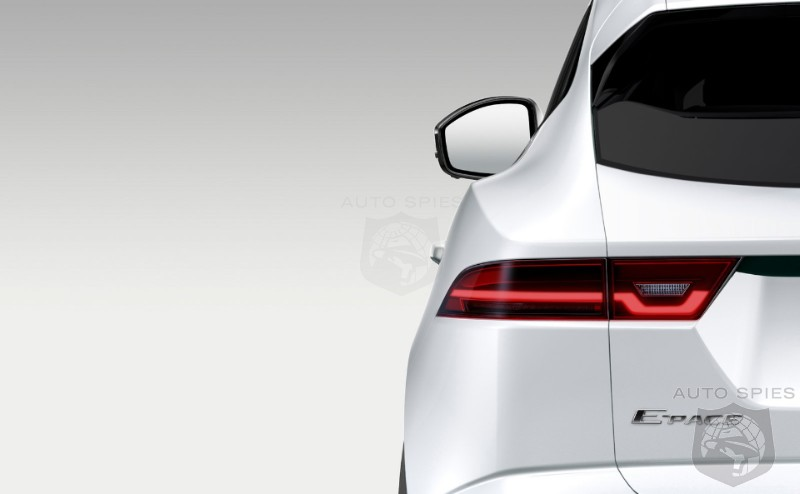 TEASED! Jaguar's All-New Compact SUV, The E-Pace, To Debut July 13 — Do YOU Like What YOU See So Far?
