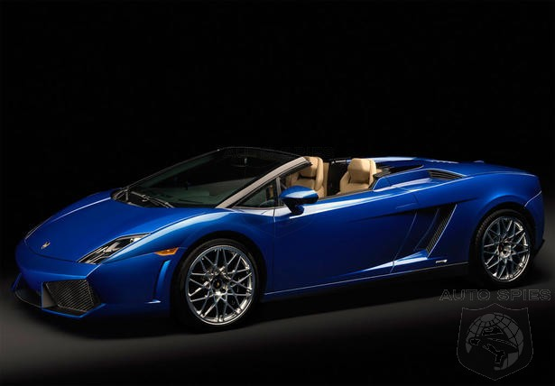VIDEO: Could The Entry-Level Lamborghini Gallardo - The LP550-2 - Be The BEST One Yet?