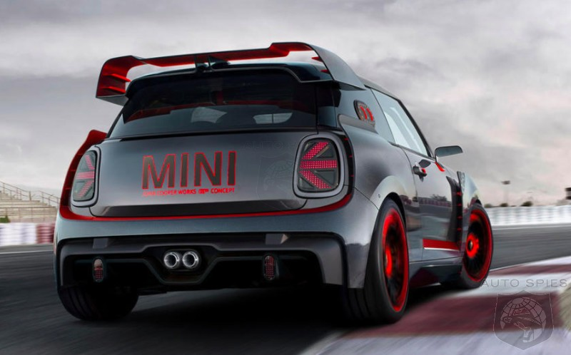 MINI Exploring All-new Variants, May Be Inspired From An Unexpected Place...