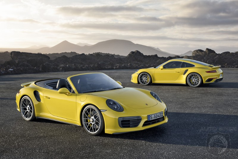 Porsche Debuts The Newly Enhanced 911 Turbo — Do The Little Changes Make THIS The Best Turbo Model EVER?