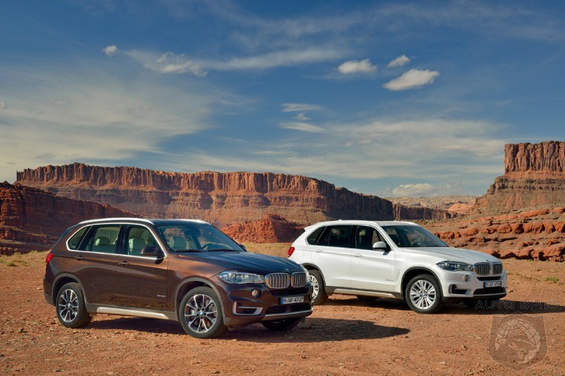 Is The 2014 BMW X5 Different Enough From The Outgoing X5 We