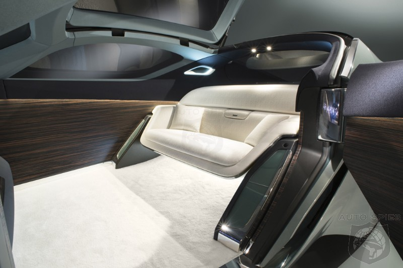 OFFICIAL: Just A Glimpse Of What May Be The BEST Motoring Experience In 100 Years — Rolls-Royce Vision NEXT 100