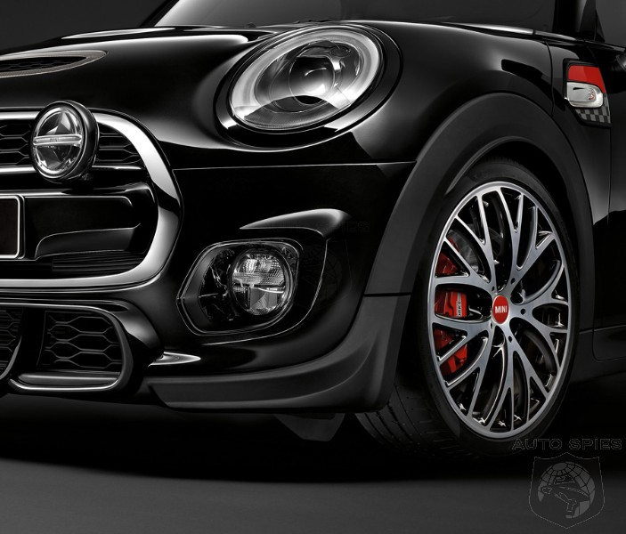 TUNED Up! MINI Steps Up Its Street Cred With All-New Performance Parts At The Essen Motor Show