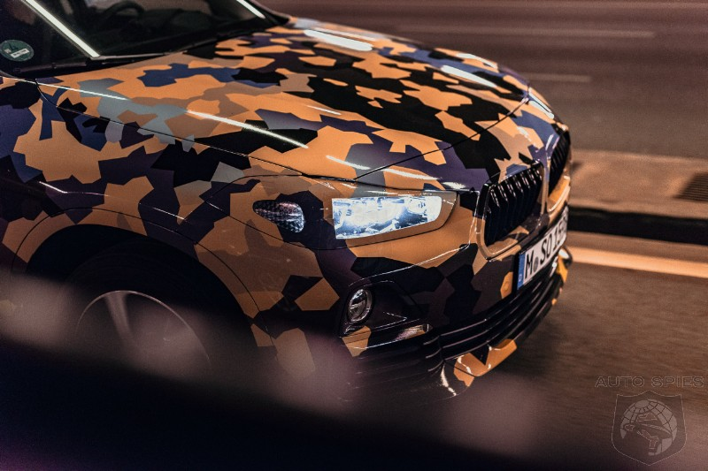 PEBBLE BEACH Bound? All-new BMW X2 Makes Its First Apperance In Camo — Are You IMPRESSED Or DEPRESSED?