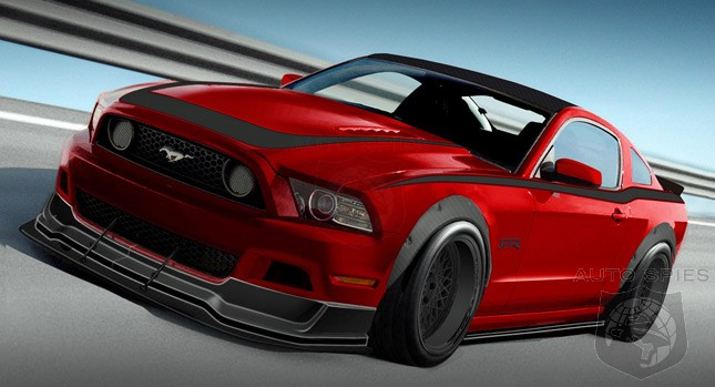 SEMA Is JUST Around The Corner: WHICH Car Is The MOST Popular With Mods At SEMA?