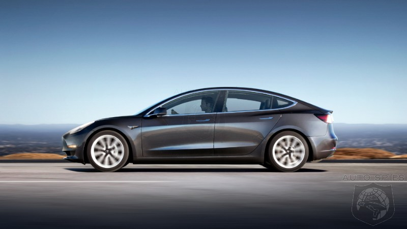 DRIVEN: So, What Is The Tesla Model 3 REALLY Like? FIRST Drive Of The Most Anticipated Car In A LONG Time