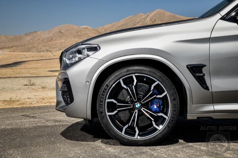 OFFICIAL: BMW Unveils The All-new, 2020 X3 M And X4 M — And, There's A BONUS...