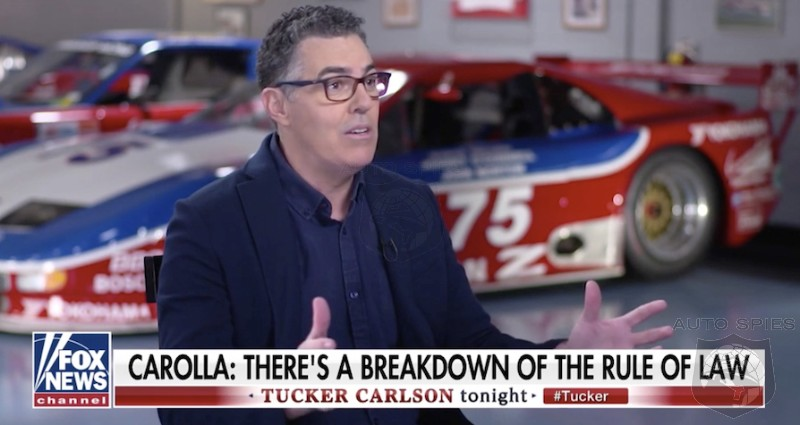 VIDEO: Seinfeld Inspired? Carolla And Cars Talking Politics?