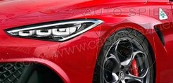 TEASED + RENDERED SPECULATION: Alfa Romeo Prepares To Take On The 4-Series, A5 And C-Class With The All-new GTV