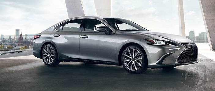DRIVEN + VIDEO: The All-new Lexus ES Pushes The Once Sedate Luxury Sedan Forward — Do YOU Approve?