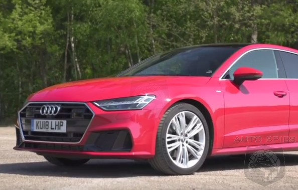 DRIVEN + VIDEO: The All-new Audi A7 Is HERE — Is It The NEXT Level Four-door Coupe We've Been Hoping For?