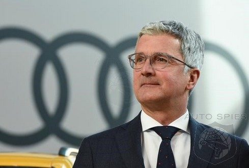 BREAKING! Audi's CEO ARRESTED Over Dieselgate Scandal — Who's NEXT?