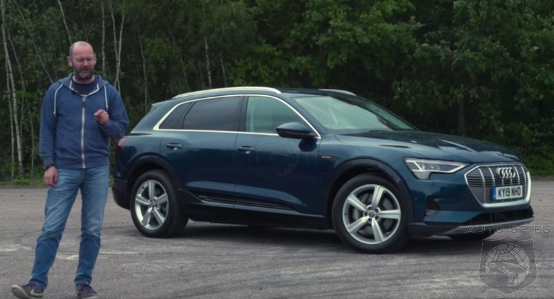 DRIVEN + VIDEO: So, What's The All-new Audi e-tron REALLY Like?