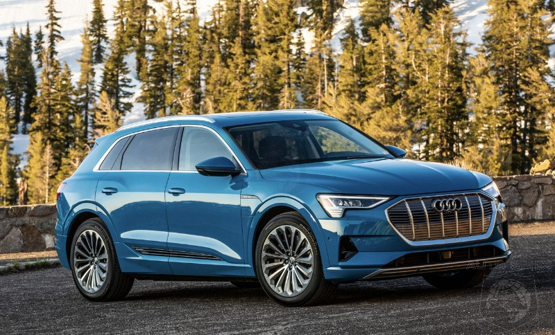Audi Has ALREADY RECALLED Its All-new e-tron SUV — Will THIS Negative Press Impact Its Sales?