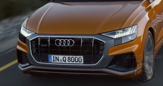 DRIVEN + VIDEO: FIRST Review Of The All-new Audi Q8 — What Do YOU Make Of This First Impression?