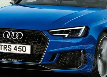 RENDERED SPECULATION: IF Audi Were To Build An RS4 Sedan Would YOU Be Writing A Check?