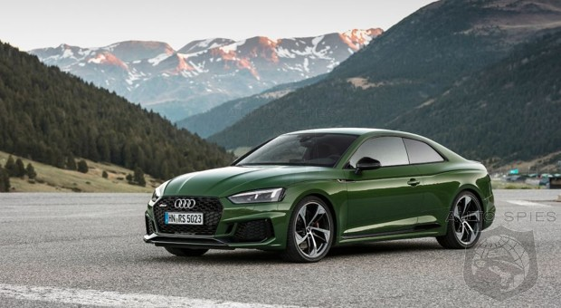 DRIVEN: So, Does The All-New Audi RS5 Get Rid Of Age-Old Audi Problems OR Is It Same 'Ol, Same 'Ol?