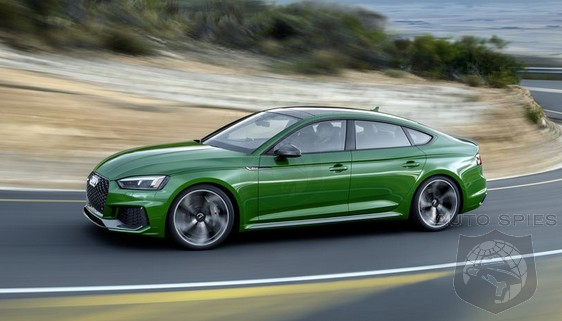 Which Would YOU Rather? The Audi RS5 Or The Audi RS5 SPORTBACK?