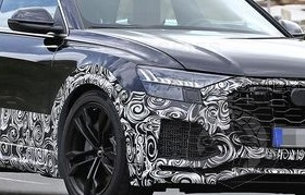 SPIED: That Was FAST! FIRST Spy Shots Of The Audi RS Q8 Have Us Eager For The 600+ HP BEAST