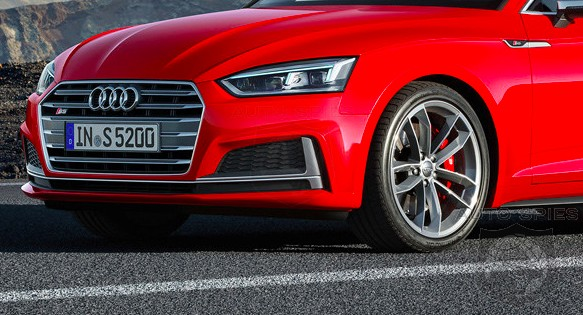SPIED + RENDERED SPECULATION: If The Next-Gen Audi S5 Sportback Looks Like THIS, Will You Have Your Deposit Ready?
