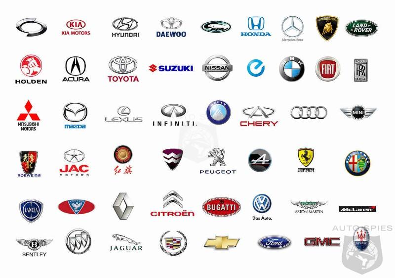 WHICH Automaker(s) Are Trending UP And DOWN? Who Has Your Attention, Spies?