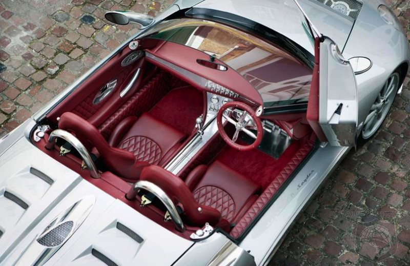 Can YOU Name ANY Others? The BEST Automotive Interiors Of ALL TIME!