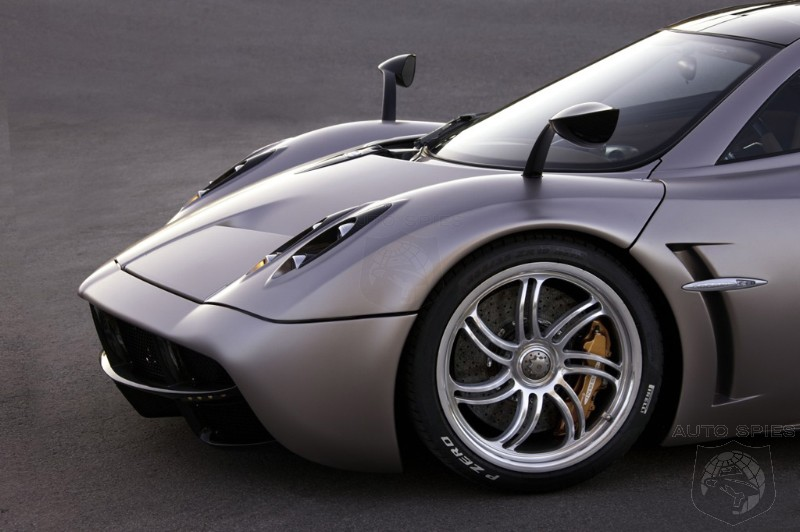 Video Start Your Engines This Is What The 2012 Pagani Huayra