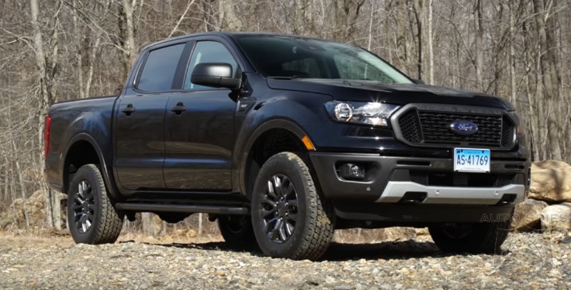 DRIVEN + VIDEO: Consumer Reports Gives Its FIRST Impression Of The All-new Ford Ranger