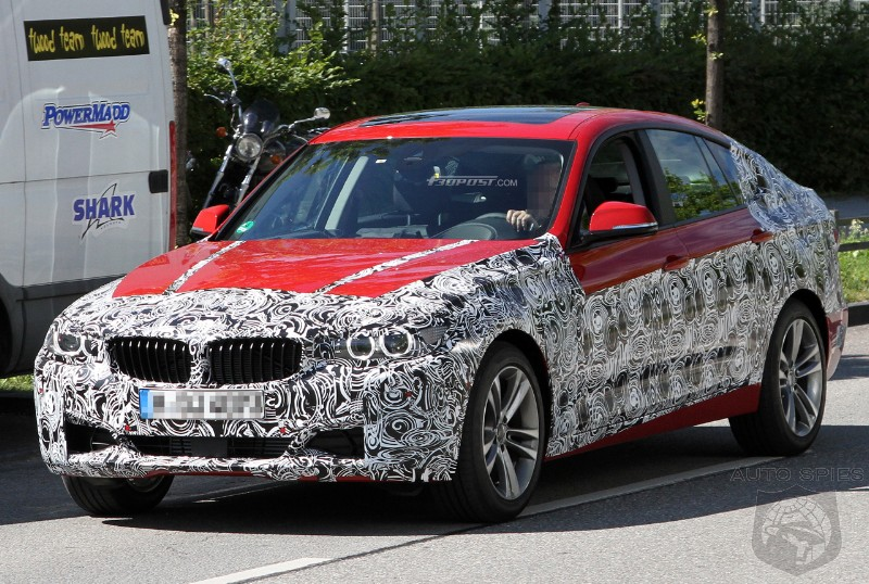 SPIED: Is The All-New BMW 3-Series GT Too Similar Looking To The 5-Series GT For Its Own Good?