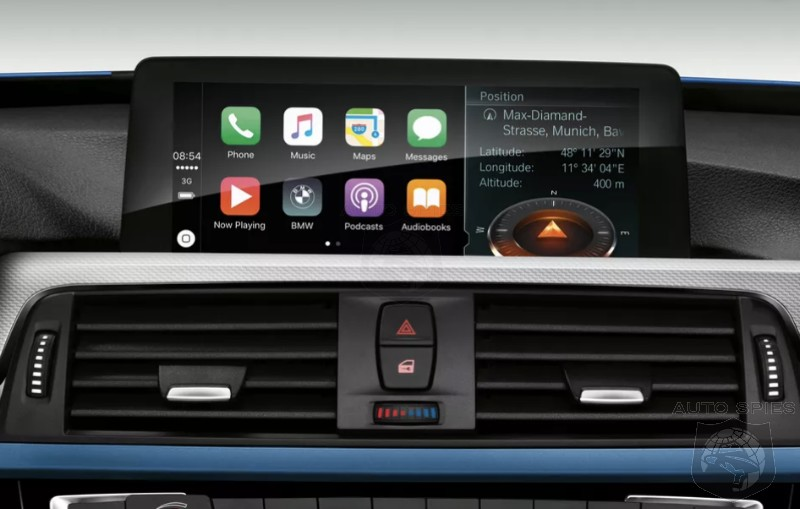 BMW FINALLY Stops Charging For Apple CarPlay — Is This One Of The BIGGEST Technology Snafus For A Luxury Brand?