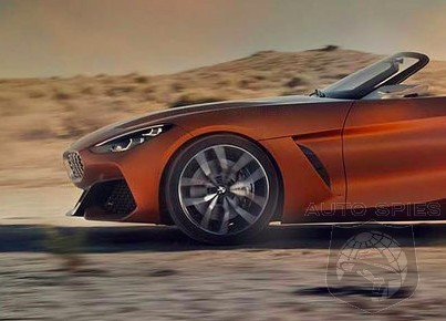 STUD or DUD: Is BMW's All-New Z4 Concept Leaving You IMPRESSED or DEPRESSED? MORE Pictures...