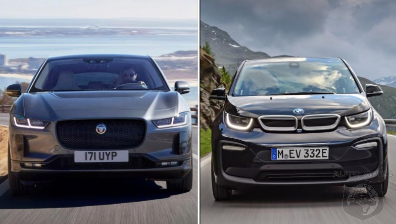 RUMOR: Should BMW Buy Jaguar Land Rover? Some Wall Street Analysts Think So. Would You Kill Jaguar In The Process?