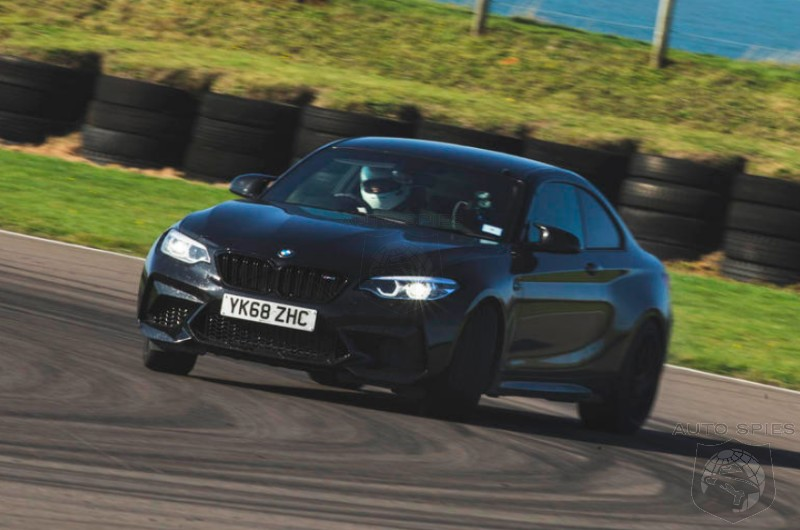 DRIVEN: The Updated BMW M2 Competition Sounds Like It is OBVIOUS It's The One To Get...