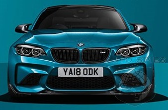 RENDERED SPECULATION + RUMOR: So, What's The BMW M2 CS REALLY Going To Be Like?