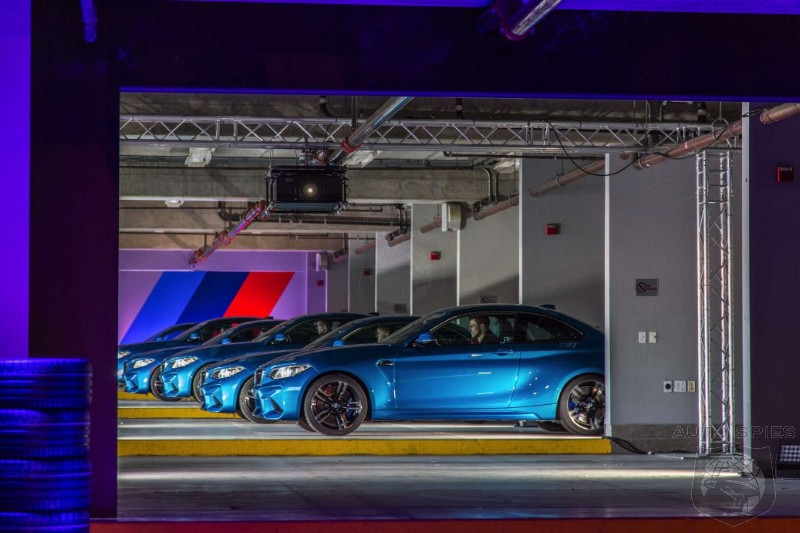 BMW M2 OVERLOAD: Agent 001 Details The All-New M2 INSIDE And OUT From The California Launch