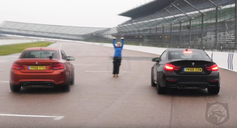 CAR WARS! Sibling Rivalry Edition: BMW M2 Competition vs. BMW M4 — WHICH Will Do For YOU?