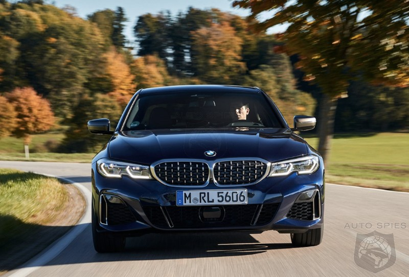 DRIVEN: With SO Much Competition, Does The BMW 3-Series STILL Have The Juice? See HERE...