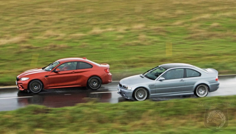 CAR WARS! Sibling Rivalry Edition: BMW M2 Competition Vs. BMW M3 (E46) CSL