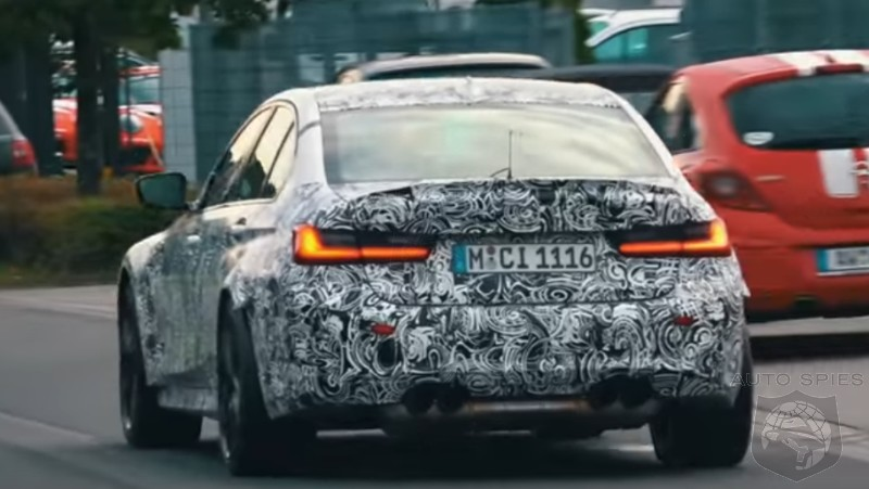 SPIED + VIDEO: IF The Next-gen BMW M3 Looks AWFUL But Drives AWESOME, Would YOU Consider One?