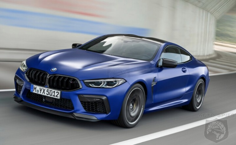 DRIVEN + VIDEO: So, What's The All-new BMW M8 Competition Like ON TRACK?