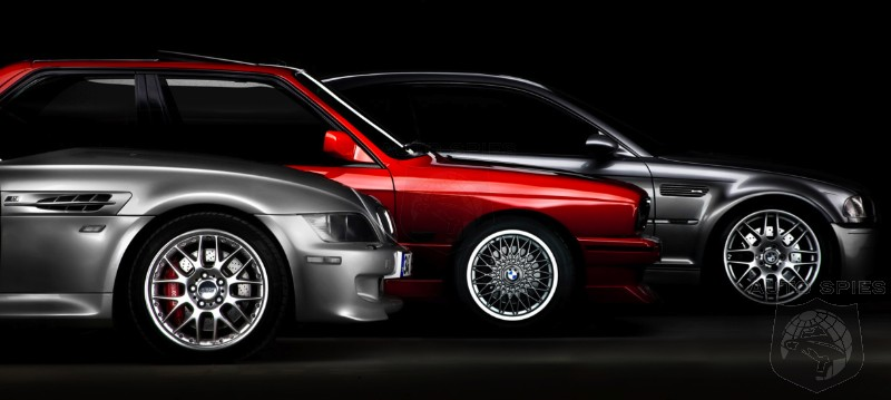 What Does Your IDEAL BMW Garage Look Like? IF You Had Three Bimmers, WHICH Three Would It Be?