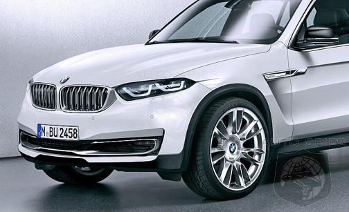 RUMOR: BIG News For The BMW X5 U2014 An All New X5 Is Coming SOON, Like NEXT  YEAR Soon